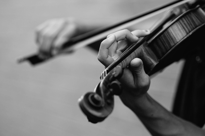Violinunterricht in der Region Zürich?
