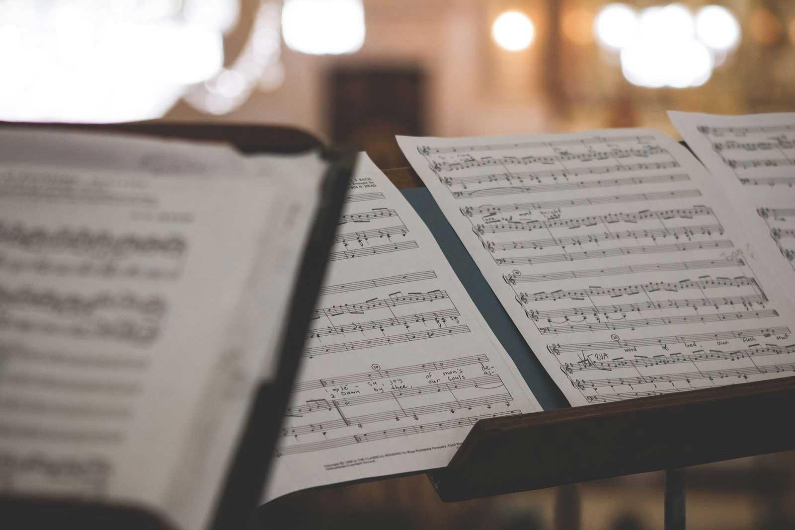 Gesand und Instrumente